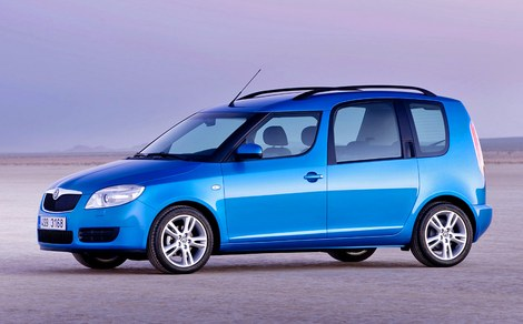 skoda roomster Шкода Р�м��е�