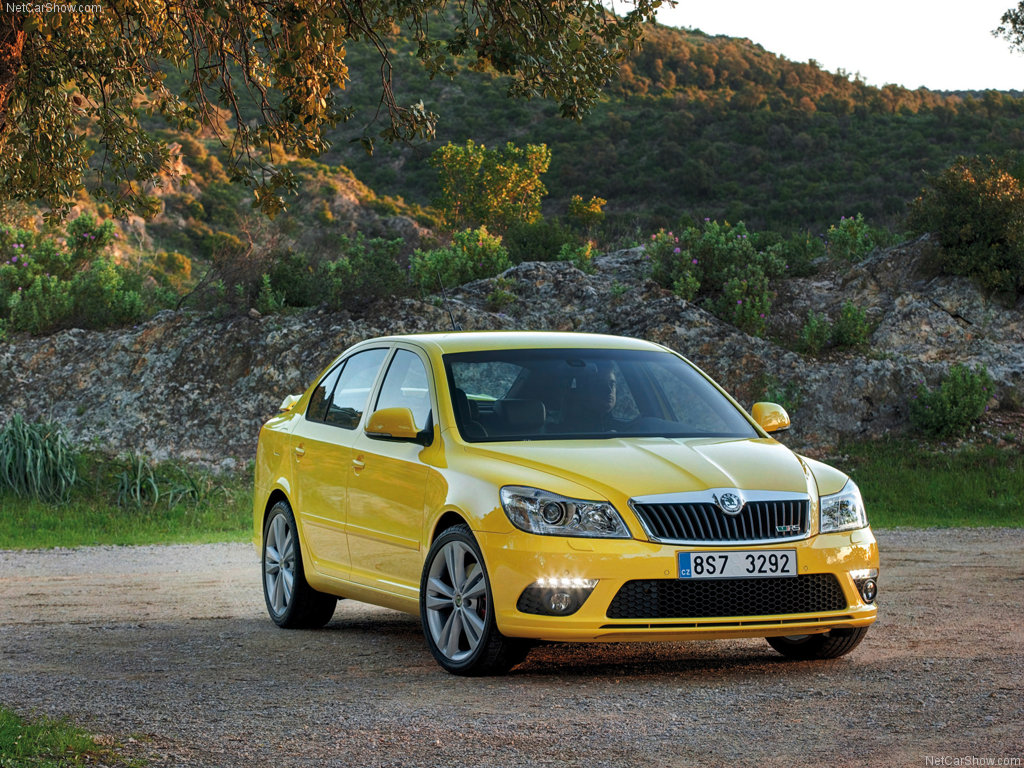 2010 Skoda Octavia Rs Image Prices Worldwide For Cars