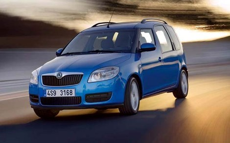 Skoda Roomster photo - Шкода Roomster фото 2007